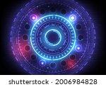 element of computer data....   Shutterstock .eps vector #2006984828