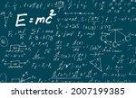 vector illustration of science... | Shutterstock .eps vector #2007199385