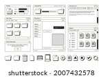 web pages layout templates in...