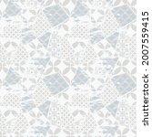 folk seamless design. afican... | Shutterstock .eps vector #2007559415