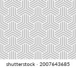 abstract geometric pattern with ...   Shutterstock .eps vector #2007643685