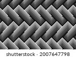 abstract geometric pattern with ...   Shutterstock .eps vector #2007647798