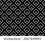 abstract geometric pattern. a...   Shutterstock .eps vector #2007649892