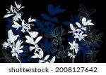 vector drawing natural... | Shutterstock .eps vector #2008127642