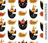 seamless pattern for day of the ... | Shutterstock .eps vector #2008155512