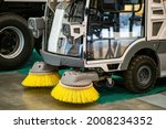 Sweeping Cleaning Sweeper....