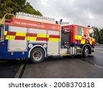 Scania Fire Engine Truck In...