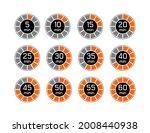 vector illustration of timer... | Shutterstock .eps vector #2008440938