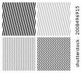 criss cross  zig zag  serrated  ... | Shutterstock .eps vector #2008496915