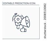marketing optimize line icon....   Shutterstock .eps vector #2008513082