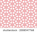 the geometric pattern with...   Shutterstock .eps vector #2008547768