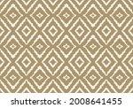 ikat geometric folklore...   Shutterstock .eps vector #2008641455