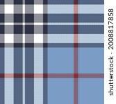 plaid pattern in blue  white ...   Shutterstock .eps vector #2008817858