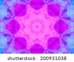 bright color background with... | Shutterstock . vector #200931038