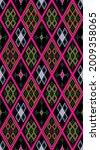 vector multicolor trangle... | Shutterstock .eps vector #2009358065