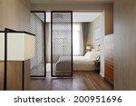 elegant house interiors  | Shutterstock . vector #200951696