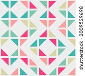 abstract geometric pattern... | Shutterstock .eps vector #2009529698