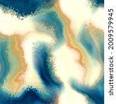 Teal Blue Tie Dye  Texture ...
