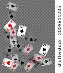 asino banner. casino playing...   Shutterstock .eps vector #2009611235
