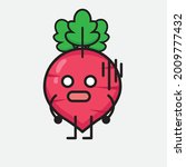 vector illustration of red... | Shutterstock .eps vector #2009777432