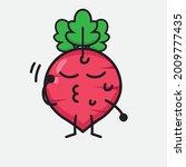 vector illustration of red... | Shutterstock .eps vector #2009777435