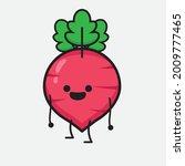 vector illustration of red... | Shutterstock .eps vector #2009777465