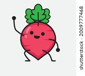vector illustration of red... | Shutterstock .eps vector #2009777468