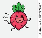 vector illustration of red... | Shutterstock .eps vector #2009777672