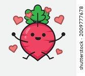 vector illustration of red... | Shutterstock .eps vector #2009777678