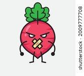 vector illustration of red... | Shutterstock .eps vector #2009777708