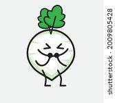 vector illustration of white... | Shutterstock .eps vector #2009805428