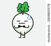 vector illustration of white... | Shutterstock .eps vector #2009805578
