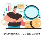 business search money for... | Shutterstock .eps vector #2010128495
