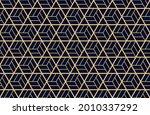 the geometric pattern with...   Shutterstock .eps vector #2010337292