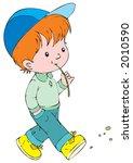 walk | Shutterstock .eps vector #2010590