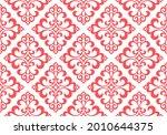 floral pattern. vintage...   Shutterstock .eps vector #2010644375