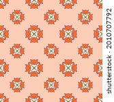 fabric repeat pattern  seamless ... | Shutterstock .eps vector #2010707792