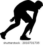 silhouette people in different...   Shutterstock .eps vector #2010731735