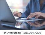 closeup image of a business...   Shutterstock . vector #2010897308