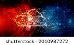 2d rendering technology cloud... | Shutterstock . vector #2010987272