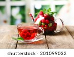 Fruit Red Tea With Wild Berrie...