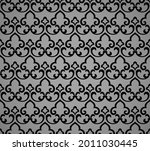 flower geometric pattern....   Shutterstock .eps vector #2011030445