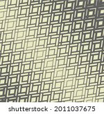abstract geometric pattern.... | Shutterstock .eps vector #2011037675