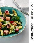 Salmon And Avocado Fillet Salad ...