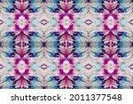 kilim rug random texture. ...   Shutterstock . vector #2011377548