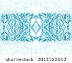 teal art texture. ink water...   Shutterstock . vector #2011532012