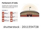 the heritage of parliament of...   Shutterstock .eps vector #2011554728