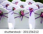 Beautiful Wedding Ceremony Area.