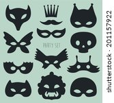 Carnival Mask And Disguises...