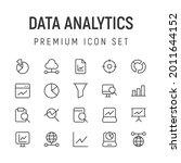 premium pack of data analytics...